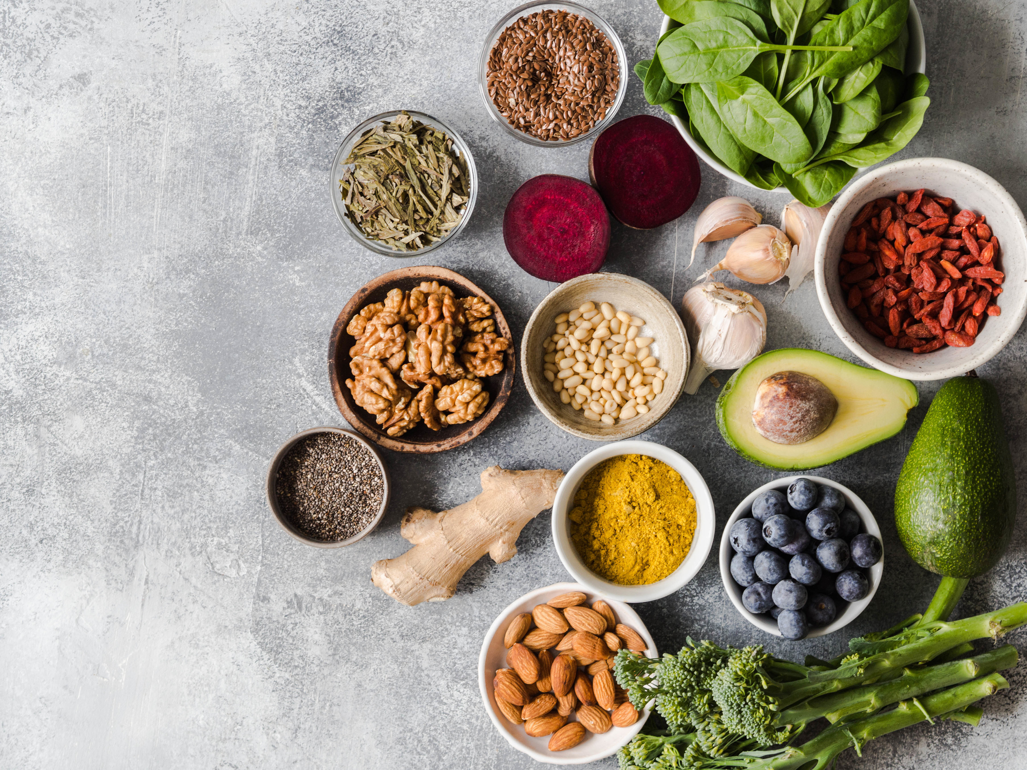 2020 Best Superfoods