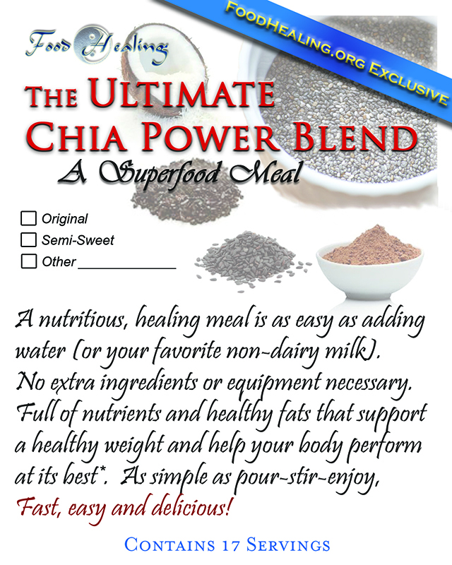 The ULTIMATE Chia Power Blend