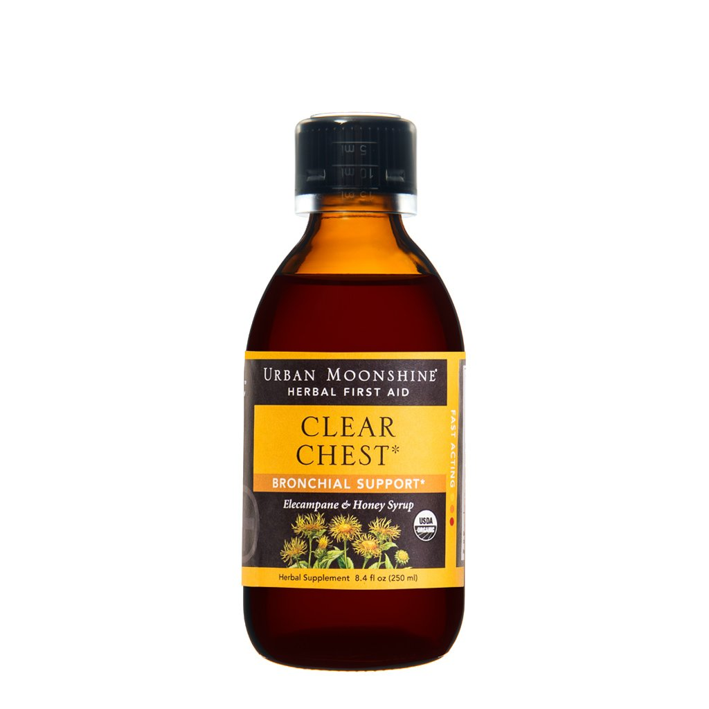 Clear Chest Herbal Syrup 8.4oz