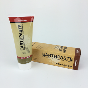 Earthpaste spearmint charcoal Toothpaste (4 oz.)