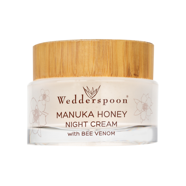 Manuka Honey Night Cream with Bee Venom