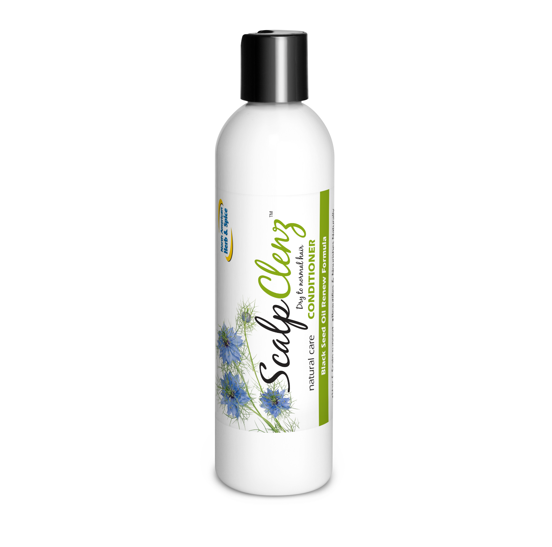 ScalpClenz Black Seed Oil-Enhanced Conditioner