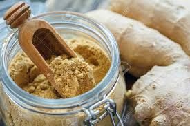 Raw Organic Bio Dynamic Fresh Ground Ginger