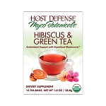 MycoBotanicalsĀ® Tea - Hibiscus Green Tea