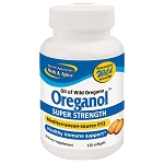 Oreganol Super Strength P73 Gelcaps, 120ct