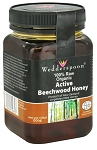 Beechwood Honey, Organic, Wedderspoon