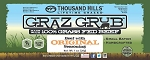 Graz Grub Beef Bar Original, 100% Grass Fed Beef 1oz