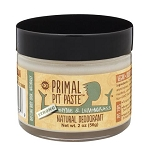 Primal Pit Paste 2oz, Thyme & Lemongrass STRONG