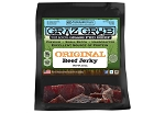Jerky, Original, 100% Grass Fed Beef 2oz