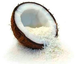 Coconut Shredded, Raw Organic 1lb (Fine Flake)