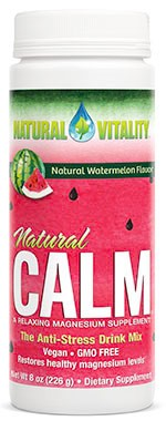 Natural Calm Watermelon 8oz - LIMITED EDITION