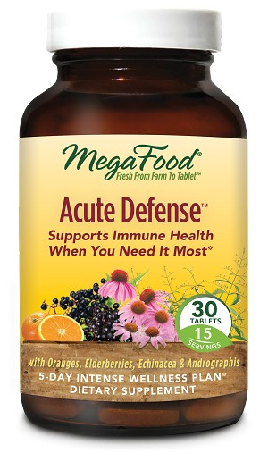 Acute Defense at FoodHealing.org