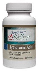 Hyaluronic Acid by Wellness Resources