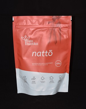 Organic Natto Powder at FoodHealing.org
