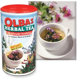 Olbas Herbal Tea by Penn Herb