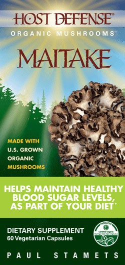 Maitake 60ct by Host Defense