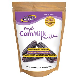 Purple CornMilk Drink Mix at FoodHealing.org