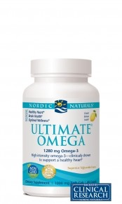 Ultimate Omega 60ct by Nordic Naturals